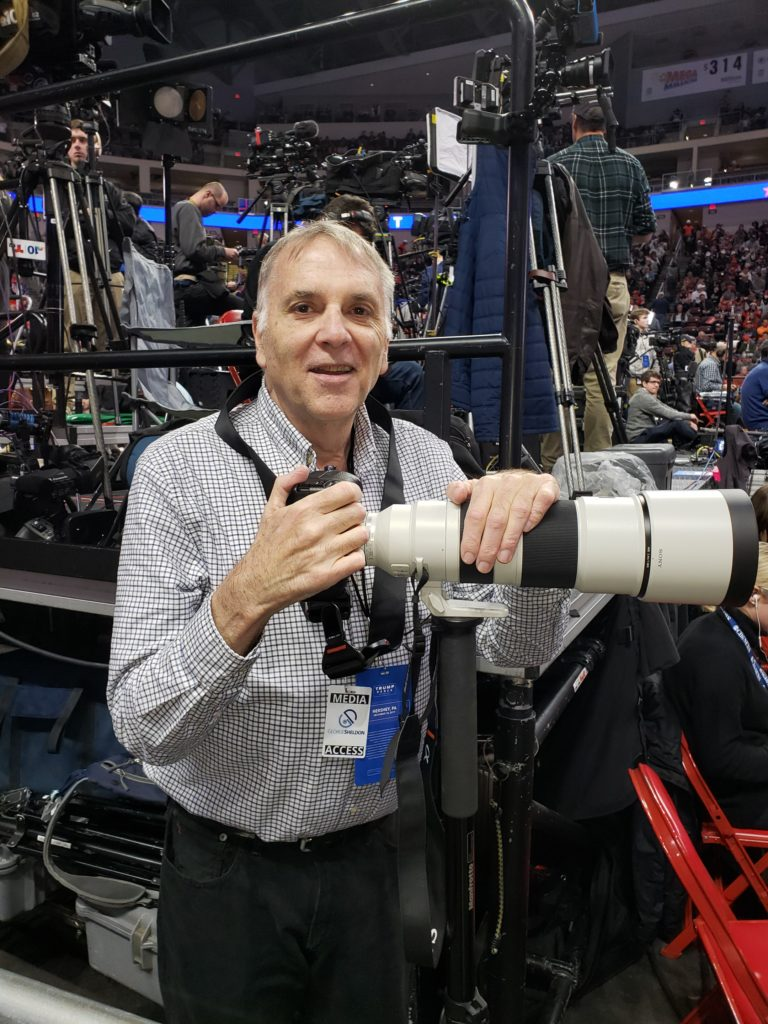 George Sheldon on Assignment