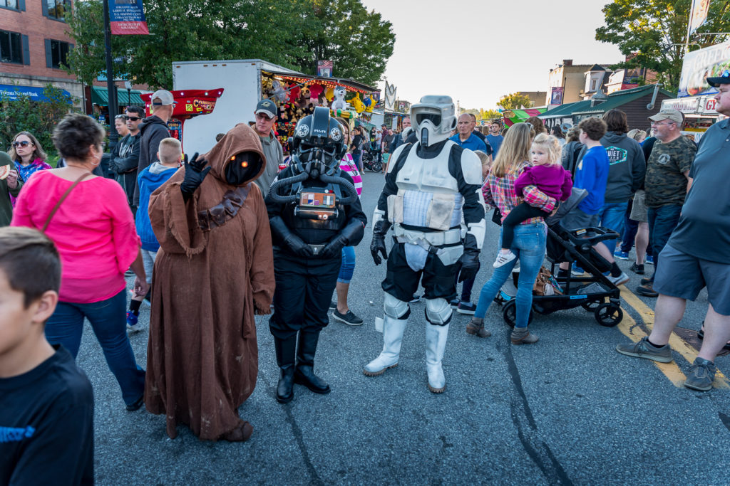 Ephrata Fair 2021 Star Wars Photo by George Sheldon