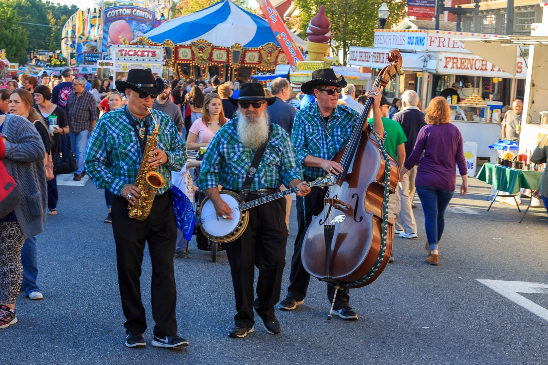 Three Man Band