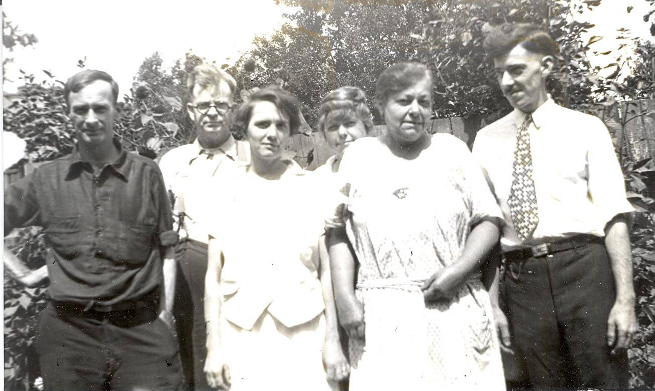George Sheldon Family